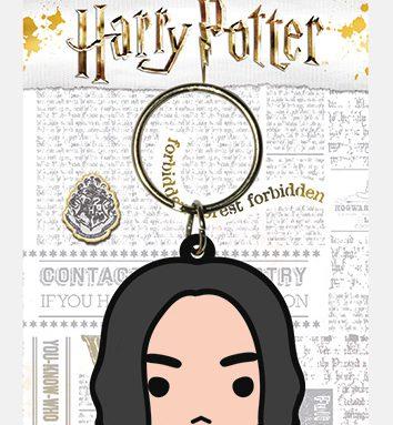 Porte clés caoutchouc Severus Rogue Chibi