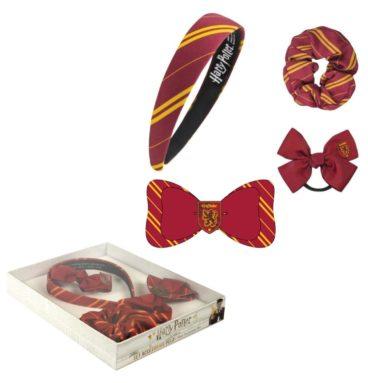 Accessoires pour cheveux gryffondor - Harry Potter