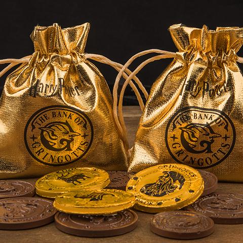 Moule à pièces de Banque Gringotts en chocolat