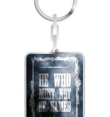 Porte-clés Voldemort