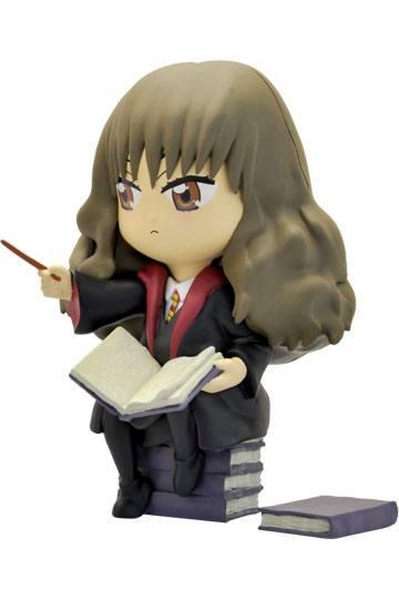 Figurine Plastoy Hermione étudiant un sort