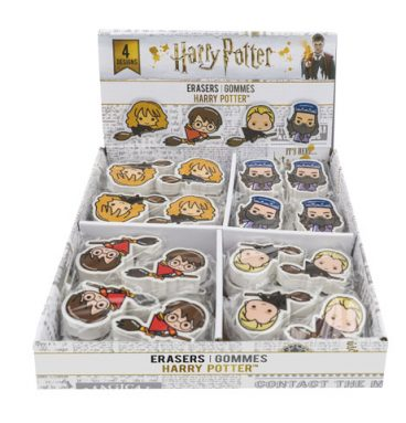 Gomme personnages Harry potter