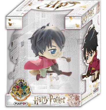 Figurine Plastoy Harry Quidditch