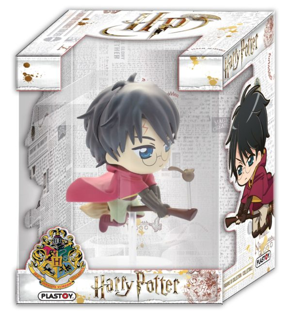 Figurine Plastoy Harry Quidditch