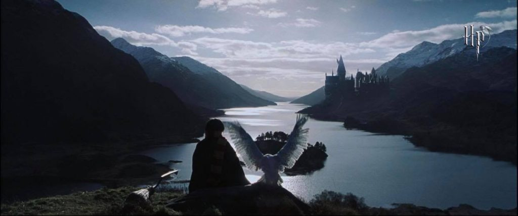 Poudlard -Harry Potter - Hedwige - Test des Maisons