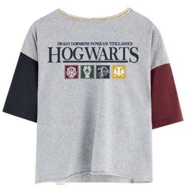 T shirt Poudlard