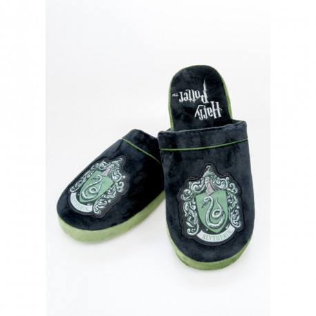 Chaussons Serpentard - Harry Potter