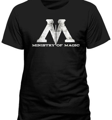 T-Shirt Ministry of Magic