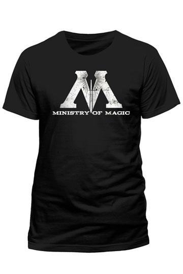 T-Shirt Ministry of Magic