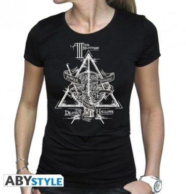 T-shirt femme Reliques de la Mort