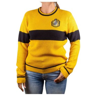 Pull Quidditch Poufsouffle