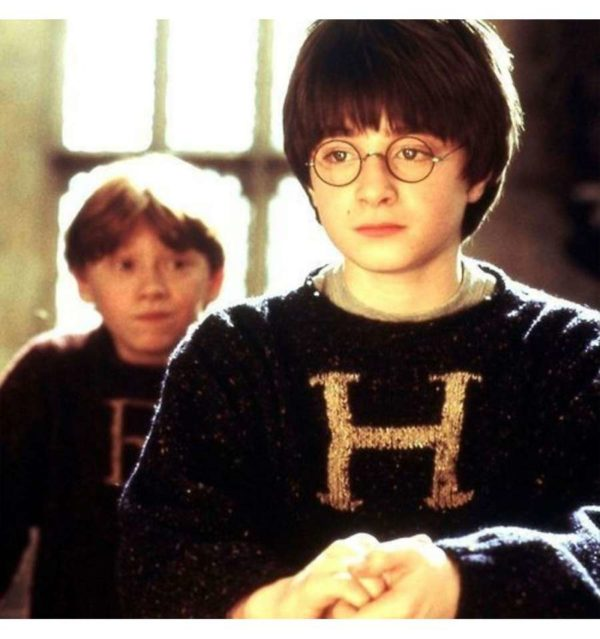 Pull Noël Harry