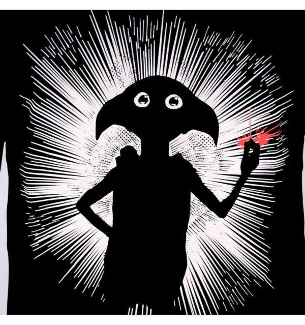 T-shirt Harry Potter Dobby