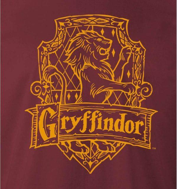 t-shirt maison gryffondor
