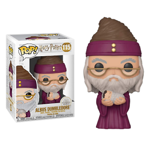 POP Dumbledore et Harry bébé