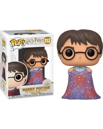POP n°112 Harry avec cape d'invisibilité