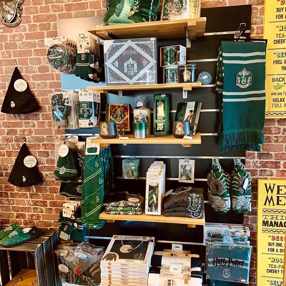 Goodies Serpentard boutique Harry Potter Hillion