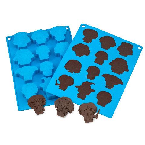 Moule à chocolats et glaçons - Harry Potter Kawaii