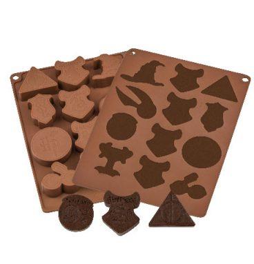 Moule à chocolats et glaçons - Logo