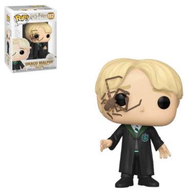 POP Drago Malfoy avec araignée