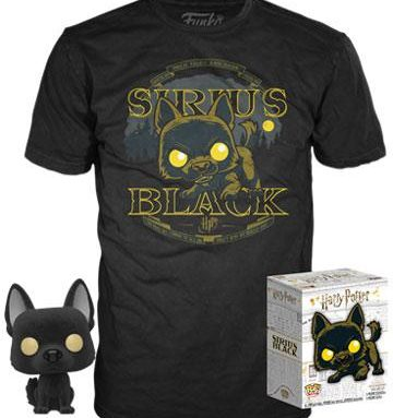Pack POP + Tshirt Sirius Black