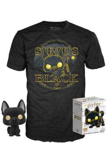 Pack POP + Tshirt Sirius Black