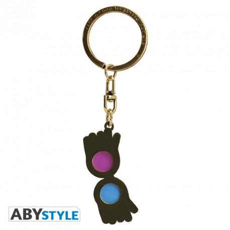 Porte clés lunettes Luna