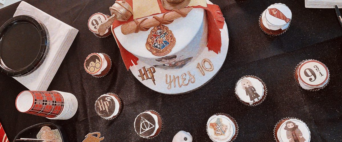 Cadeaux Anniversaire Harry Potter