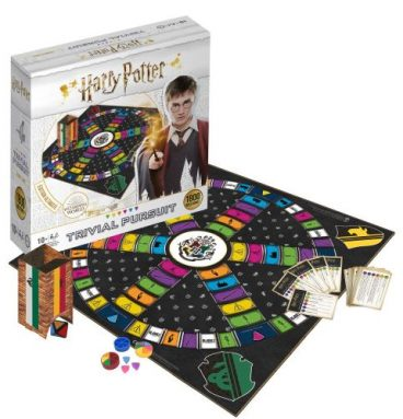 Trivial Pursuit Ultimate avec plateau - Harry Potter