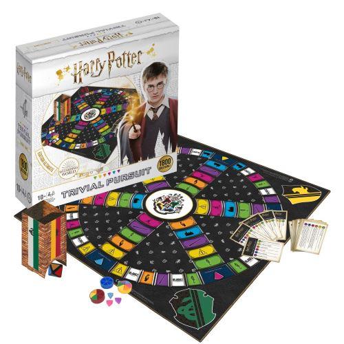 Trivial Pursuit Ultimate avec plateau - Harry Potter