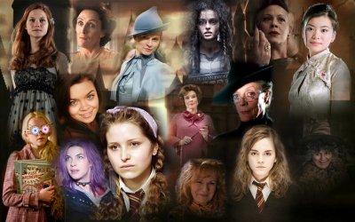 Personnages féminins de la saga Harry Potter