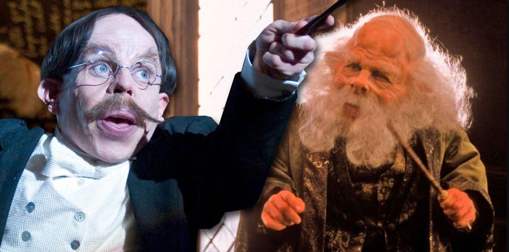 Acteur - Professeur Flitwick Serdaigle