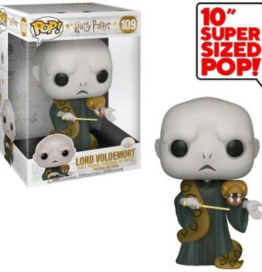 POP n° - Voldemort et Nagini 25cm