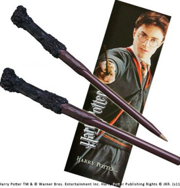 Stylo Baguette Harry Potter