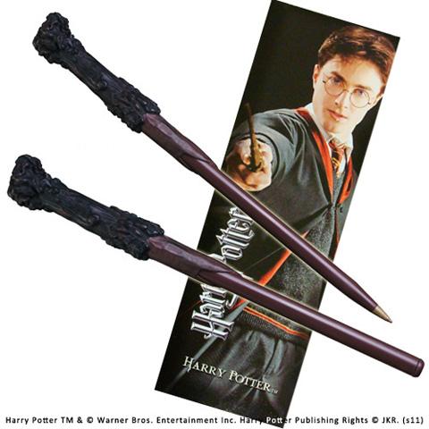 Stylo Baguette Harry Potter