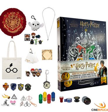 Calendrier de l'Avant 2020 - Goodies Harry Potter