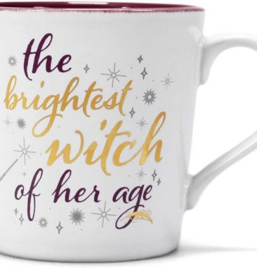 """Mug - Hermione Granger """"La plus brillante des sorcières de son âge"""""""