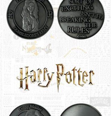 Pièces de Collection - Hermione et Ginny - DA