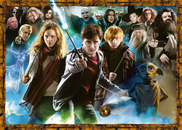 Puzzle Personnages Harry Potter saga image2