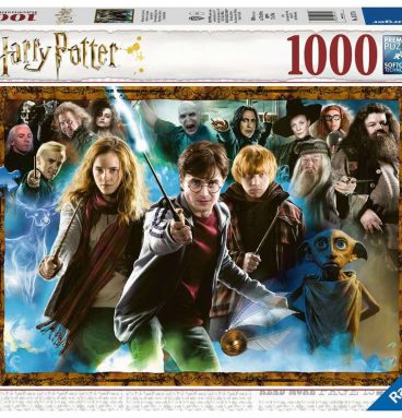 Puzzle Personnages Harry Potter saga