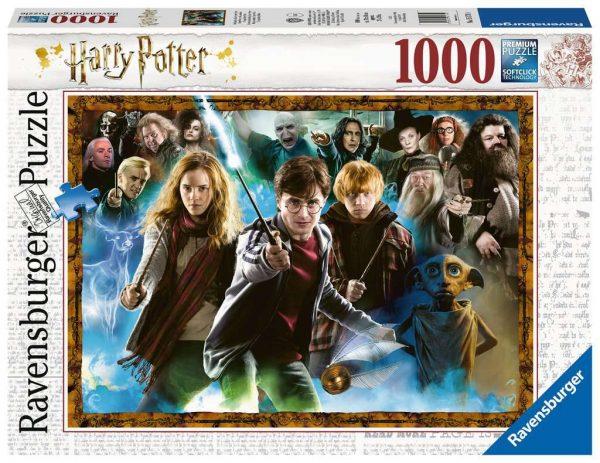 Puzzle Personnages Harry Potter saga