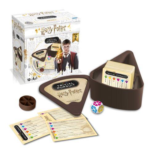 Trivial Pursuit Harry Potter volume 1 - format voyage