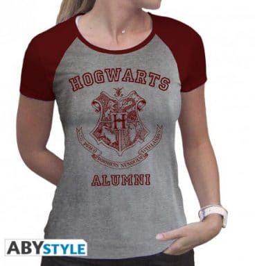 T-shirt Poudlard - Alumni