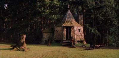 Cabane de Hagrid : vie et produits dérivés du personnage
