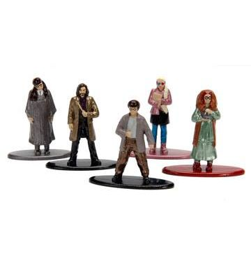 5 Figurines Univers Harry Potter - version 3
