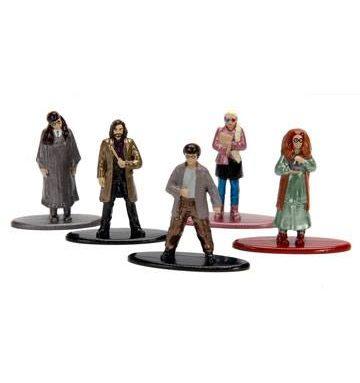 5 Figurines Univers Harry Potter - version 3