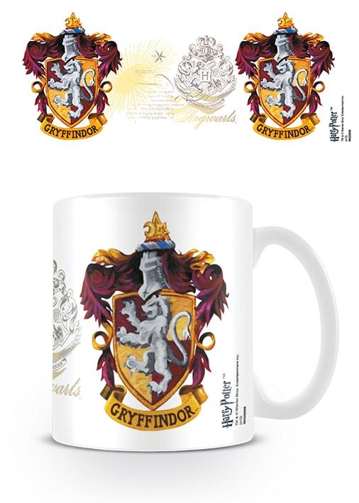 Mug blason Gryffondor