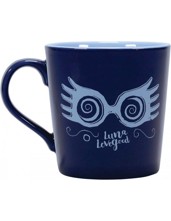 Mug - Luna Lovegood - Bleu