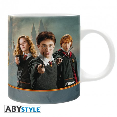 Mug de Ron, Hermione et Harry