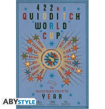 Poster de la Coupe du Monde de Quidditch